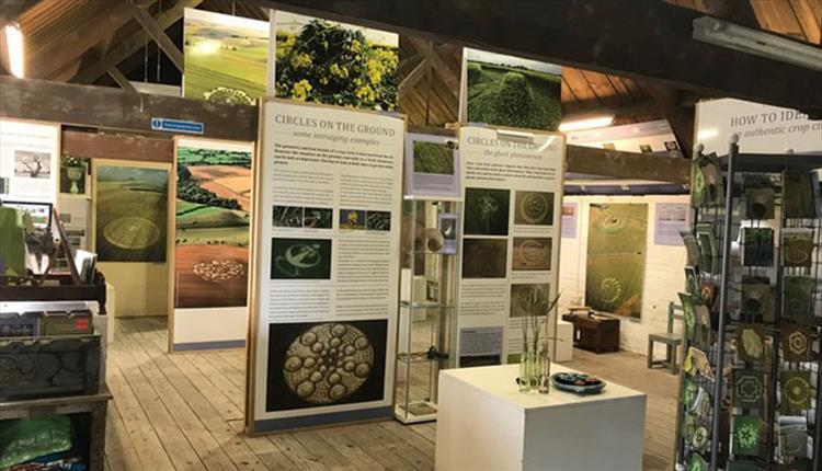 Crop Circle Exhibition Centre